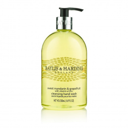 Baylis & Harding Sweet Mandarin & Grapefruit, mydło do rąk, 500 ml